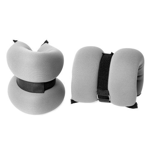 Gray Pair of CAP Ankle Weights