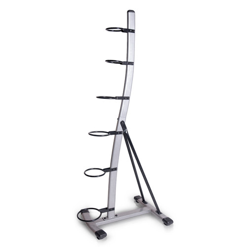 CAP 6-Tier Medicine Ball Rack