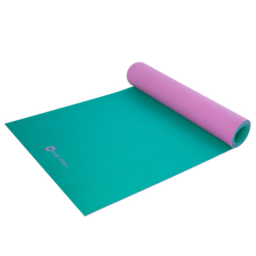 CAP Yoga, 2 color yoga mat