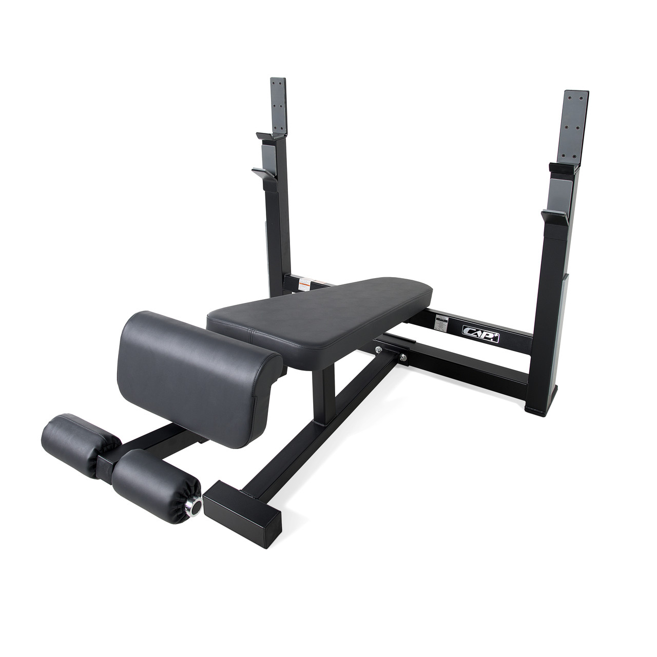 Cap Plus Olympic Decline Bench Cap Barbell