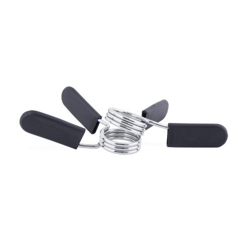 CAP Standard Spring Clip Collars, Pair, 1 inch