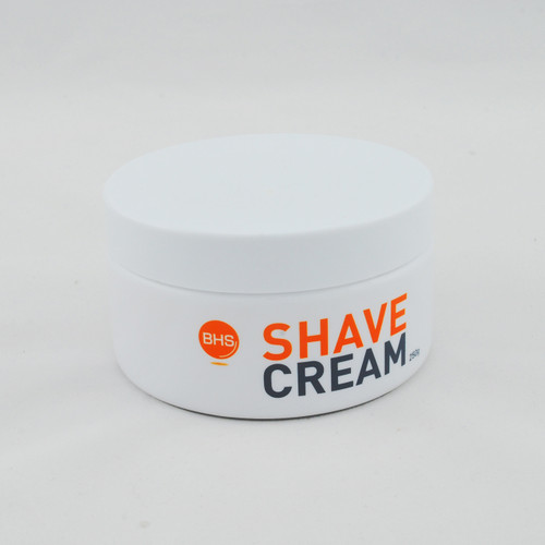 BHS - Barbers Supply Shave Cream 250g