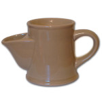 Shaving Mug, Tan (Beige)