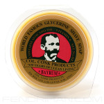 Colonel Conk Glycerine Shave Soap, Bay Rum, 3.75oz