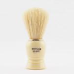 Zenith Bristle Shaving Brush - Cream