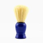 Zenith Bristle Shaving Brush - Blue