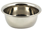 Chrome Shaving Bowl