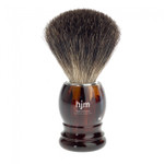 Muhle Badger Brush Imitation Tortise Shell
