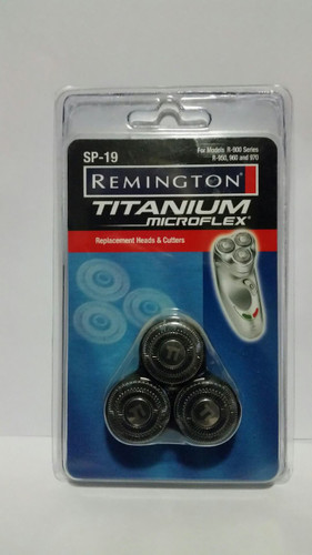 R950 - R960 - R970  Triple Head and Cutter Set