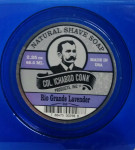 Col Conk Rio Grande Lavender Shaving Soap