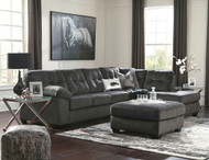 Accrington Granite Left Arm/Right Arm Facing Sectional Room Group
