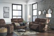 Bolzano Coffee 2 Seat Reclining Sofa, Reclining Loveseat & Rocker Recliner