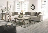 Soletren Stone Sofa & Loveseat