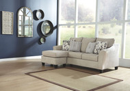 Abney Driftwood Sofa Chaise