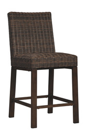 Paradise Trail Medium Brown Barstool