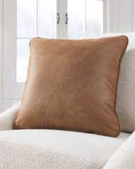 Cortnie Caramel Pillow