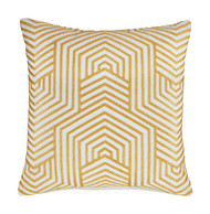 Adrik Golden Yellow Pillow