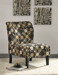 Tibbee Slate Accent Chair