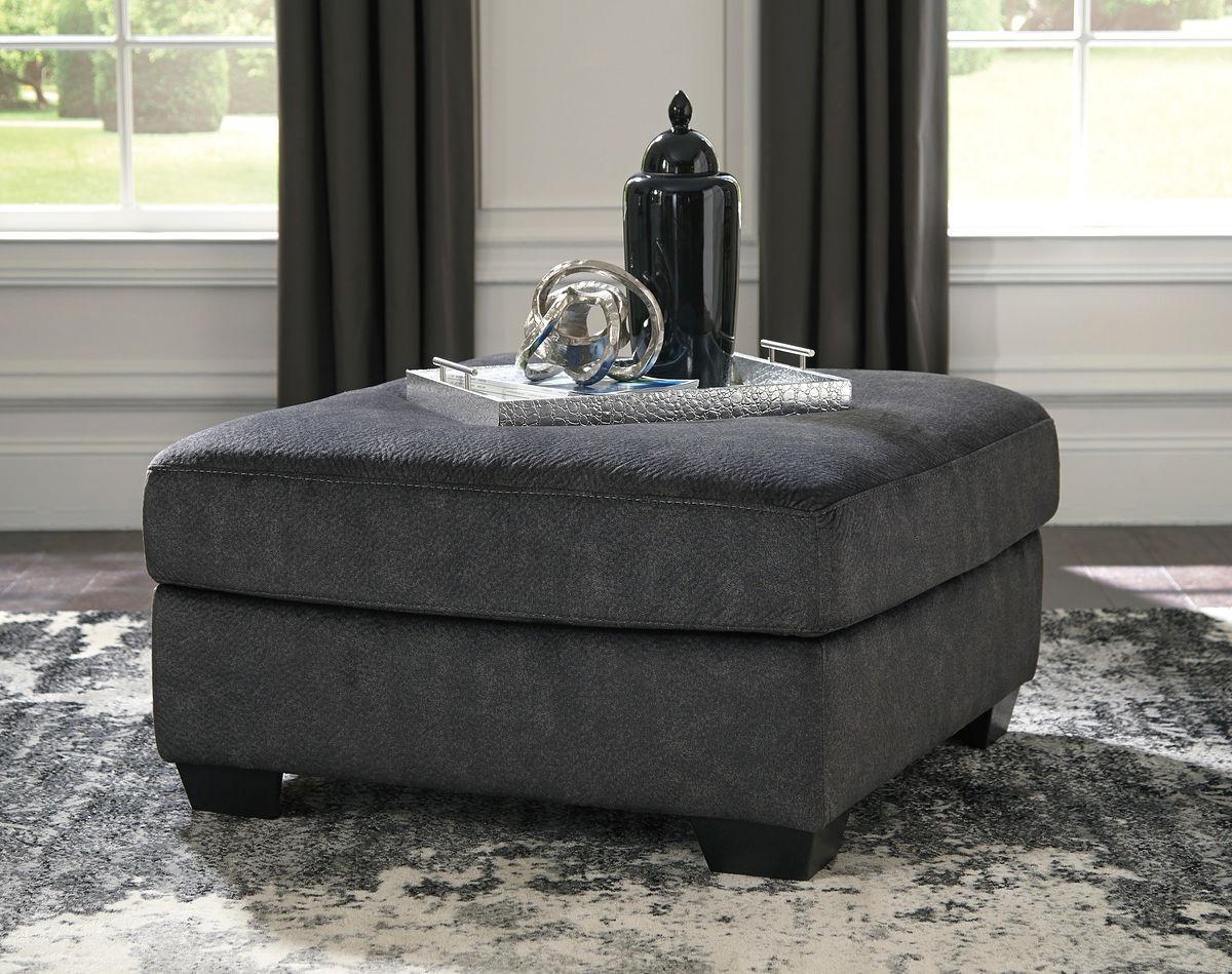 Fine Accrington Granite Oversized Accent Ottoman Andrewgaddart Wooden Chair Designs For Living Room Andrewgaddartcom
