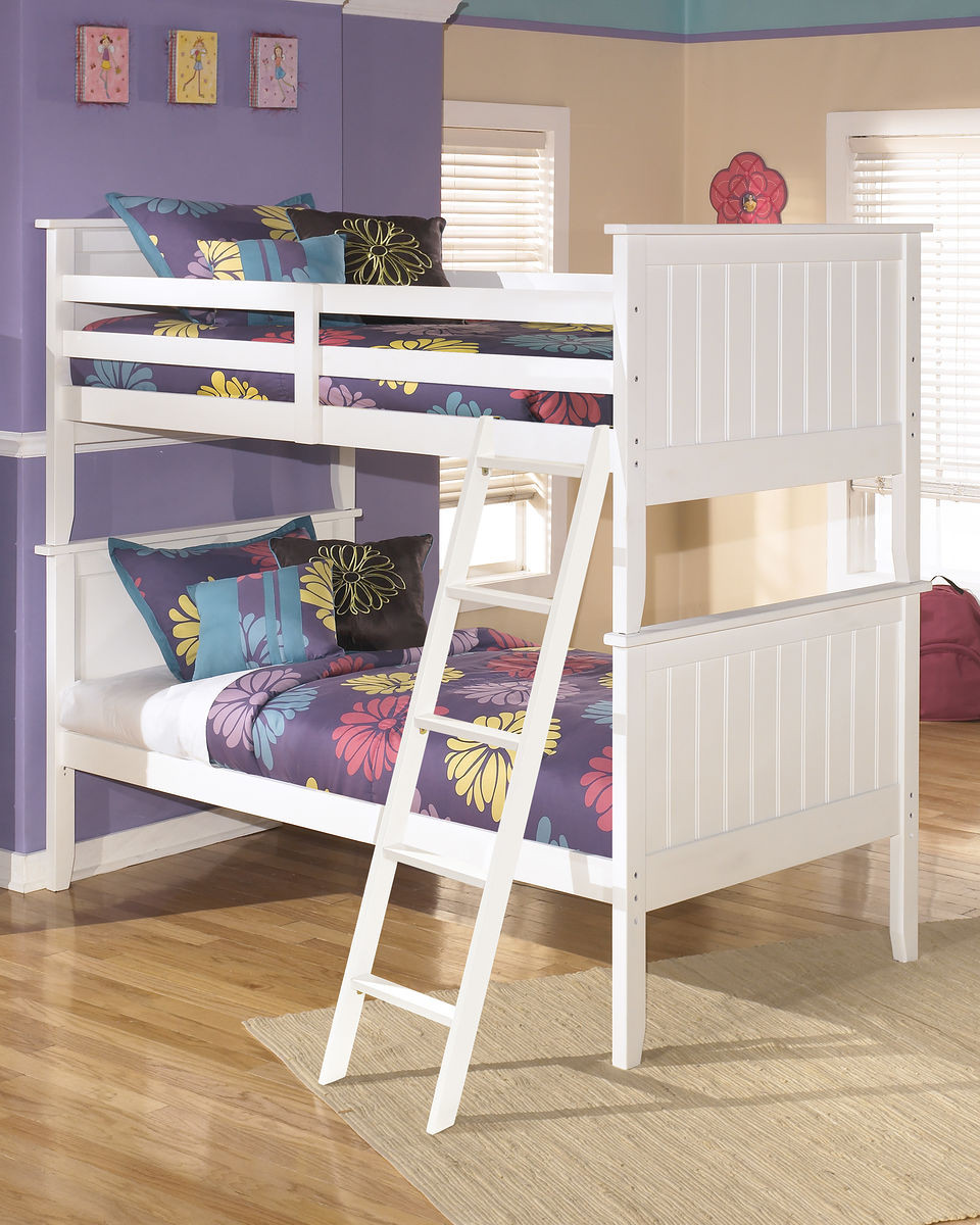Picture of: The Lulu White Bunk Bed Twin Twin Sold At Outten Brothers Of Salisbury Serving Salisbury Maryland And Surrounding Areas