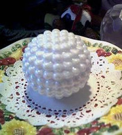Silicone Pearl Ball Soap Candle Mold