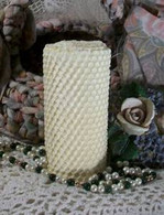 Silicone Medium Honeycomb Honey Comb Candle Mold