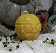 Silicone Decorative Ball Candle Mold Decor