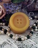 Silicone Beeswax Quilters Button Soap Candle Mold