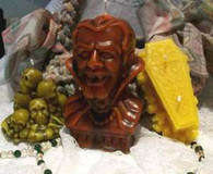 Count Dracula Candle Mold