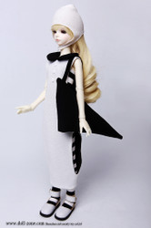 C45-049 Dollzone MSD Female Outfit Siamese