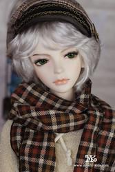 MKMANDEL Mystic Kids 62cm Mandel Boy Doll