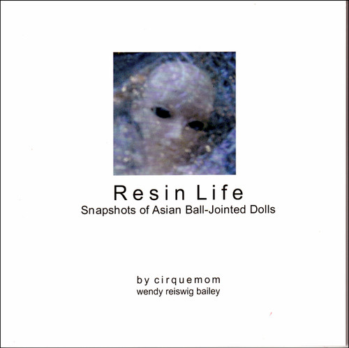RESIN LIFE, a Photo Book by Wendy Bailey, 1st Edition