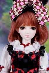 MKALINA Mystic Kids 58cm Alina Girl Doll