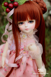 MKMELODYGIRL Mystic Kids 27cm Melody Girl Doll