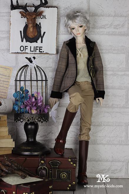 MKCLOTHESMANDEL Mystic Kids Clothing for 62cm Male Doll Mandel