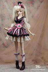 MKCLOTHESMIRI Mystic Kids Clothing for 58cm Female Doll Miri