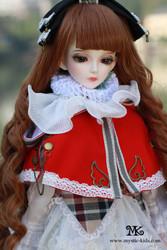 MKNATALIA Mystic Kids 45cm Natalia Girl Doll