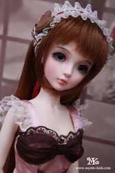 MKEVELYN Mystic Kids 45cm Evelyn Girl Doll