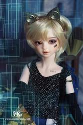 Mystic Kids 45cm Romeo X Boy Doll