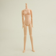 23BD-F03N-G Obitsu 23cm Doll Female Soft Medium Bust Body