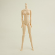 23BD-F03W-G Obitsu 23cm Doll Female Soft Medium Bust Body