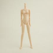 23BD-F03W-G Obitsu 23cm Doll Female Soft Medium Bust Body