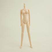 23BD-F04W-G Obitsu 23cm Doll Female Soft Large Bust Body