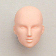27HD-F03N Obitsu Blank Bald F03 Head for 27cm Body