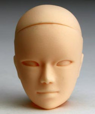 PB-2701N Parabox Blank Bald Ares Head for 27cm Slim Male Body