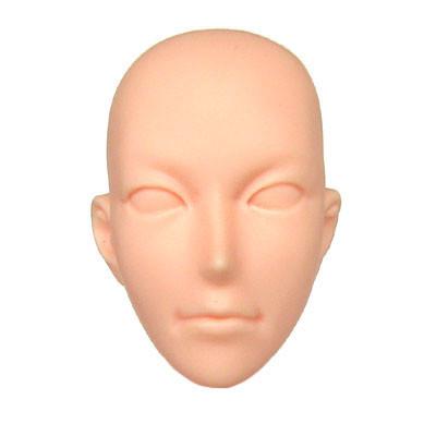 27HD-M01N Obitsu Blank Bald M01Head for 27cm Slim Male Body