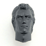 27HD-R02B Obitsu Blank Head for 27cm Muscular Male Body