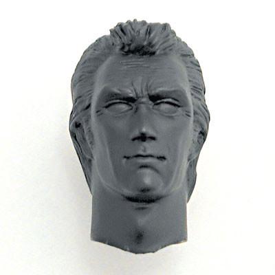 27HD-R02B Obitsu Blank Head for 27cm Muscular Male Body
