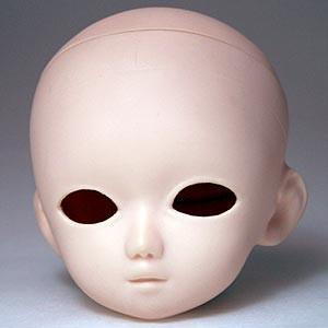 PB6005 Parabox Blank EyeholeAngela V1.0 Head for 45cm-60cm Body