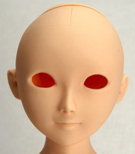 50HD-MEGU Parabox Blank Eyehole Megu Head for 45cm-50cm Body